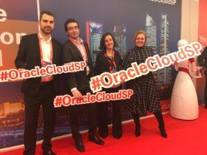 Motiva Consulting en el Oracle Cloud Day