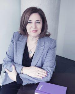 Rosa María Anaya, Directora de Gestión y Procesos